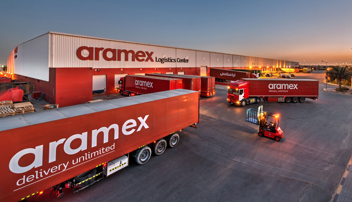 Международная Доставка Aramex