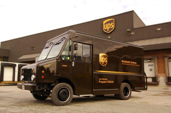 Международная Доставка UPS