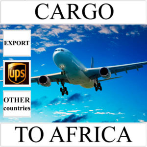 Delivery of cargo up to 10 kg to Africa from Ukraine (other countries) by UPS