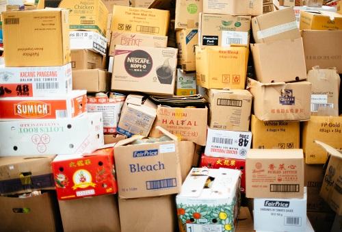 Доставка товаров за границу