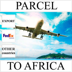 Delivery of parcel up to 5 kg to Africa from Ukraine (other countries) by FedEx