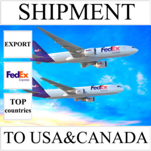 Delivery of shipment up to 0,5 kg to USA and Canada from Ukraine by FedEx