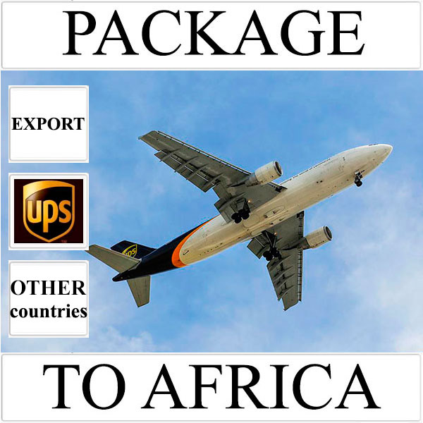 Delivery of package up to 2 kg to Africa from Ukraine (other countries)