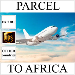 Delivery of parcel up to 5 kg to Africa from Ukraine (other countries)