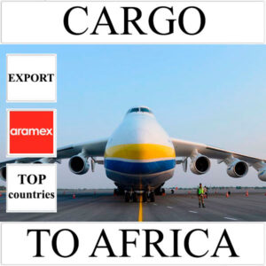 Delivery of cargo up to 10 kg to Africa from Ukraine (top countries) by Aramex