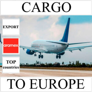 Delivery of cargo up to 10 kg to Europe from Ukraine (top countries) by Aramex