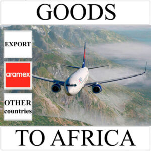 Delivery of goods up to 1 kg to Africa from Ukraine (other countries) by Aramex