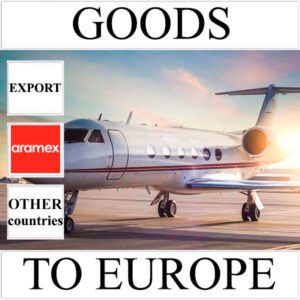 Delivery of goods up to 1 kg to Europe from Ukraine (other countries) by Aramex