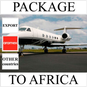 Delivery of package up to 2 kg to Africa from Ukraine (other countries) by Aramex