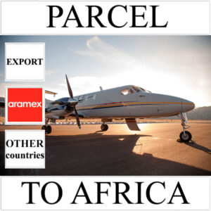 Delivery of parcel up to 5 kg to Africa from Ukraine (other countries) by Aramex