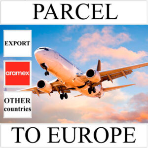 Delivery of parcel up to 5 kg to Europe from Ukraine (other countries) by Aramex