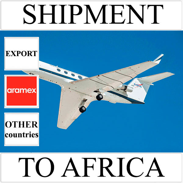 Delivery of shipment up to 0.5 kg to Africa from Ukraine (other countries) by Aramex