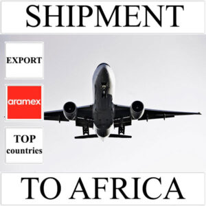Delivery of shipment up to 0.5 kg to Africa from Ukraine (top countries) by Aramex