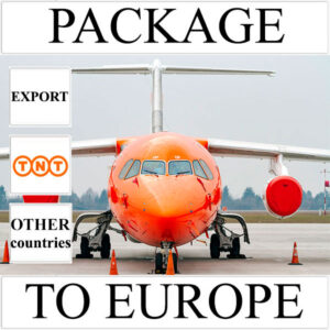 Delivery of package up to 2 kg to Europe from Ukraine (other countries) by TNT