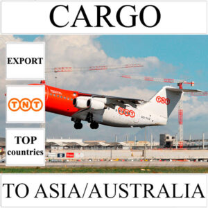 Delivery of cargo up to 10 kg to Asia/Australia from Ukraine by TNT